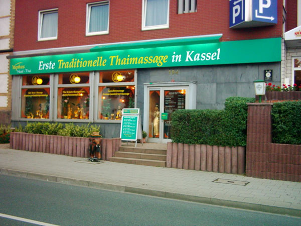 Thai massage kassel